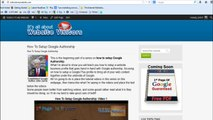 Free WordPress Website Tutorial Videos - Link From One Page To Another In Your Website
