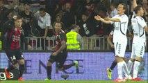 But Valentin EYSSERIC (50ème) - OGC Nice - Stade de Reims - (1-0) - 26/04/14 - (OGCN-SdR)