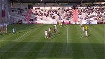 But Lucas OCAMPOS (90ème +2) - AC Ajaccio - AS Monaco FC - (1-4) - 26/04/14 - (ACA-ASM)