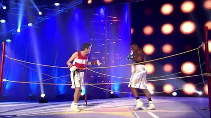 Boxe: David Antoine vs. Ryad Merhy