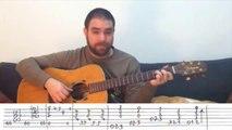 Tutorial Classical Gas (Tommy Emmanuel) - Guitar Lesson w TAB (HD)