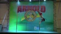 150 danseurs au Championnat du monde de pole dance à Rio