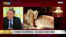 L'Orient-Express, 130 ans d'histoire, dans Goûts de luxe Paris – 27/04 2/8