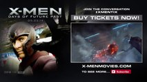 """X-Men : Days of Future Past (2014) - Spot TV """"Is the Future Truly Set"""" [VO-HD]"""