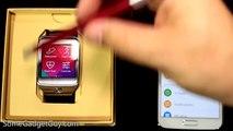 Samsung's Gear 2  First Impressions, Feature Walkthrough, & Smartwatch Comparison