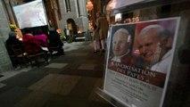 La canonisation de Jean XXIII et Jean-Paul II au Puy-en-Velay
