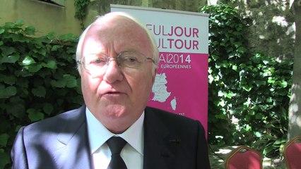 Elections Européennes : Soutien de Michel Vauzelle