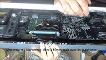 iMac 2009 27 pouces remontage branchement de l'écran