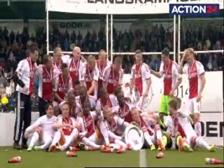 Обзор матча · Хераклес (Алмело) - Аякс (Амстердам) - 1:1