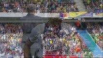 Le superbe but d'Edinson CAVANI (24ème) - FC Sochaux-Montbéliard - Paris Saint-Germain - (1-1) - 27/04/14 - (FCSM-PSG)