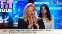 BFM Politique: L'interview BFM Business, Laurent Wauquiez répond aux questions d'Hedwige Chevrillon - 27/04 2/6