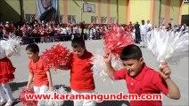 Cumhuriyet Nihat Arslan İlkokulu Özel Eğitim Sınıfı 23 Nisan Gösterisi