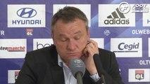 OL - Bastia : la réaction des entraîneurs