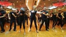 Salsa Shines Class Demonstration Nieves Christmas Gala 2013 (1)
