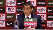 rueda de prensa Valverde despues del Athletic Club (3-1) Sevilla FC woodyathletic.net