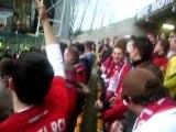 LENS LILLE : derby 2007