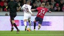 But JUSSIE (71ème pen) - LOSC Lille - Girondins de Bordeaux - (2-1) - 27/04/14 - (LOSC-FCGB)