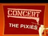Pixies live aux eurokéennes de Belfort !