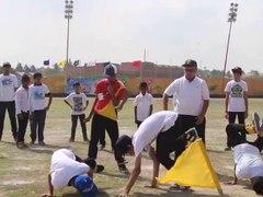 Sports Day Dance