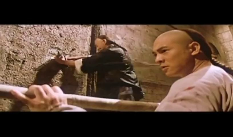 Once Upon a Time in China II - Jet Li vs. Donnie Yen | Godialy.com