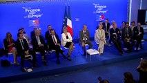 UMP - Conférence de presse : lancement de la campagne des Européennes