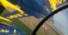 The Blue Angels Practice POV - Blue Angels