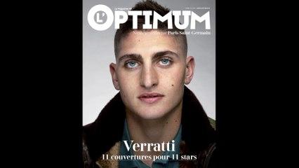 PSG X L'OPTIMUM - MARCO VERRATTI
