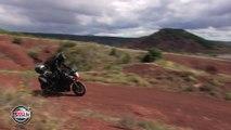 Essai hors-la-loi : voyager gratos en Suzuki V-Strom 1000
