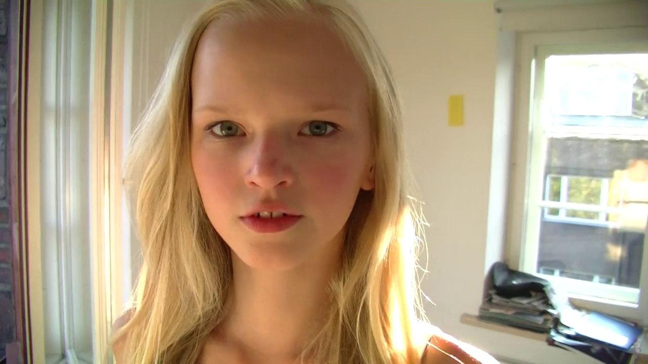 Maarja Kroon @ Donna Models - video Dailymotion