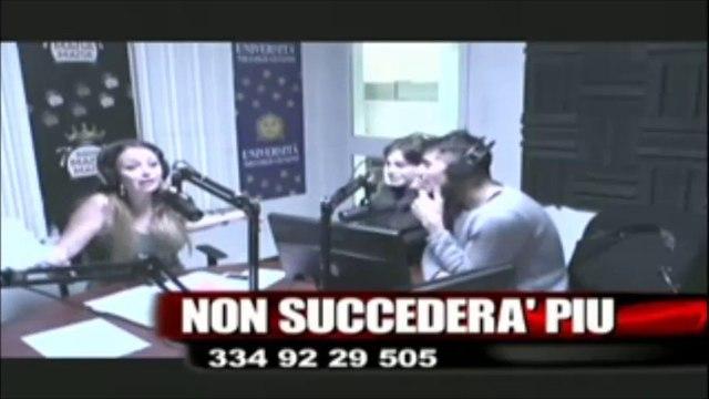 """GIADA DI MICELI con Aldo e Alessia  """"UOMNI&DONNE"""""""