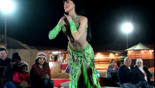 Overnight Desert Safari 2014 Belly Dancing With Oasis Palm Tourism