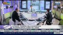 Olivier Delamarche VS  Pierre Sabatier VS Cédric Chaboud: Dossier Alstom: General Electric ou Siemens, qui va l'emporter?, dans Intégrale Placements – 28/04 2/2