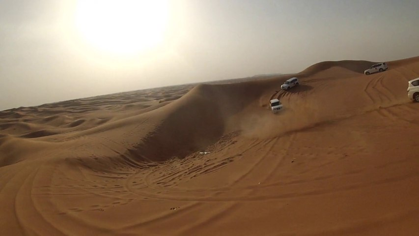 KKR TAKE A WILD RIDE ON THE DESERT SAFARI | Inside KKR Ep 15 | Seat belts on?