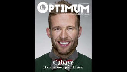 PSG X L'OPTIMUM - YOHAN CABAYE