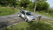 Rallye du Quercy 2014 [HD] - By WTRS