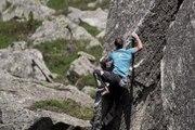 Adidas Outdoor presents Highballs with Bernd Zangerl @ Grisons Ep.3 - Climbing