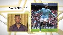 Didier Drogba dévoile les 10 nominés pour le Golden Foot !