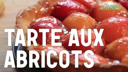Délicieuse recette de la tarte aux abricots - HD