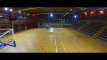 Architecte Corse Stephane LUCCHINI - Complexe sportif de Borgo - Architecte DPLG a Bastia