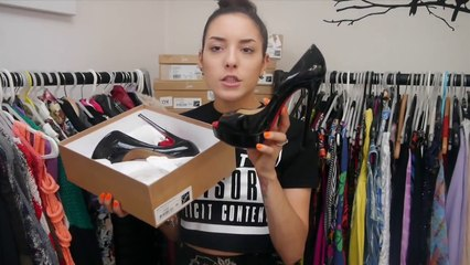 My Christian Louboutin Collection | SoTotallyVlog