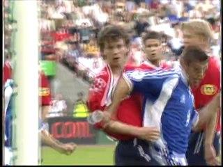 Norway 0 Yugoslavia  1 - Group C (18th June 2000)