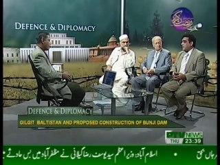 Proposed Construction of Bunji Dam in Pakistan