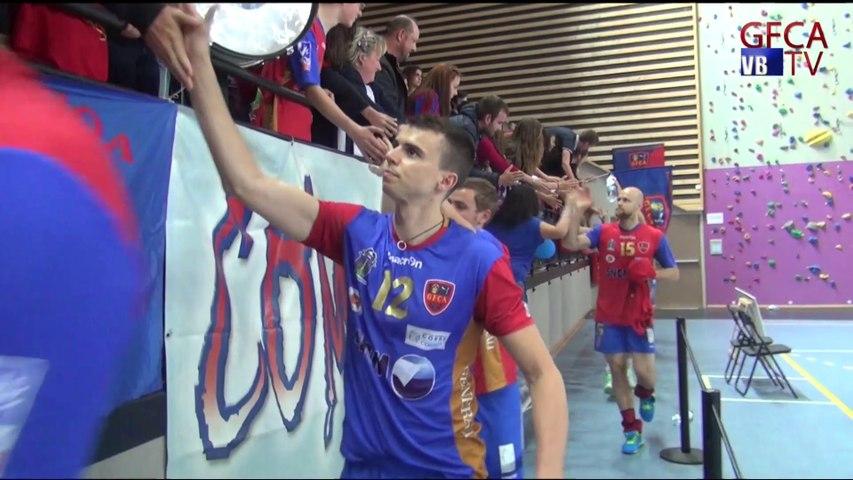 GFCA VB -Paris Volley