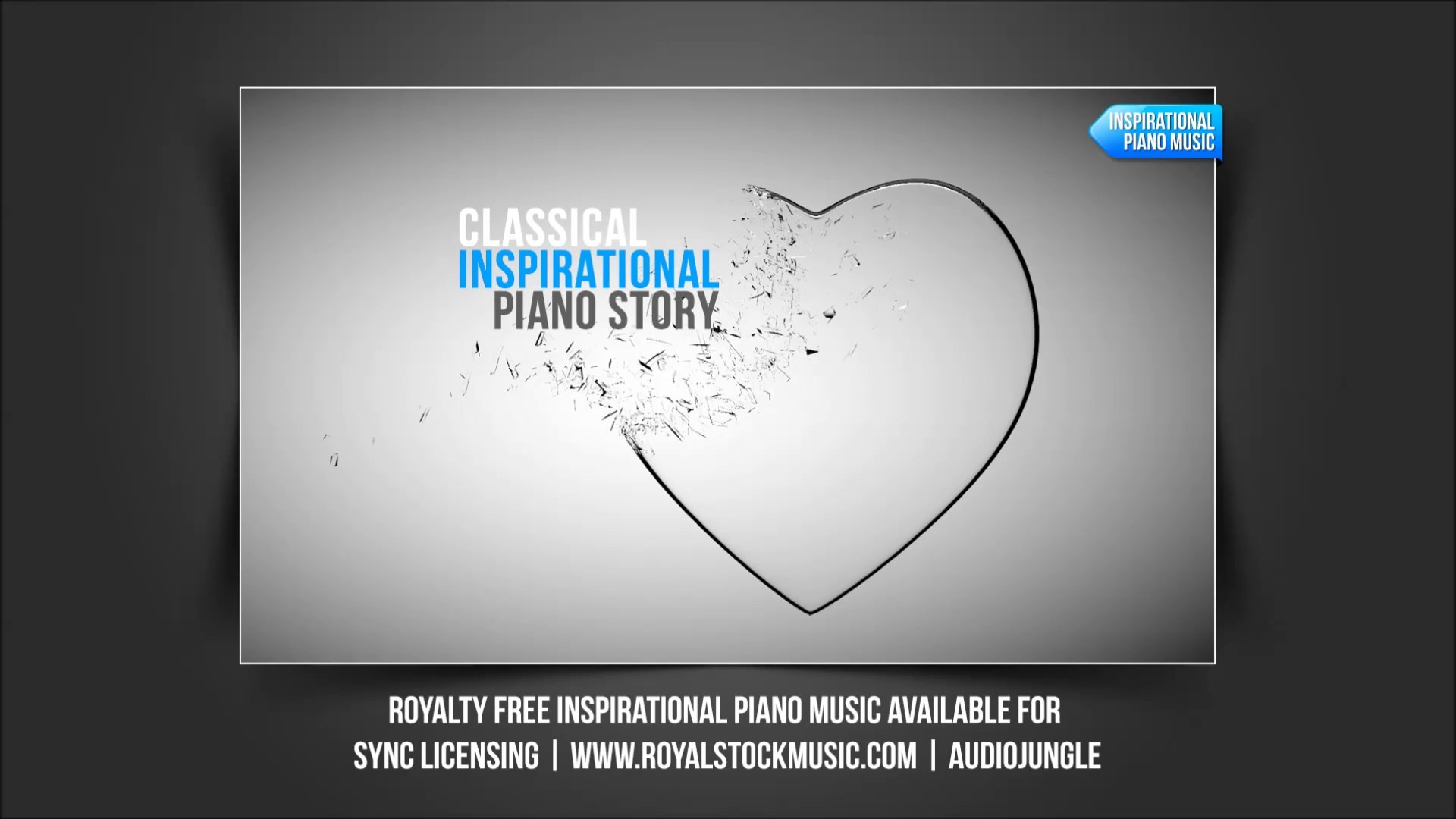 Classical Inspirational Piano Story | Inspiring Piano | Premium Royalty Free Stock Music by royalsto
