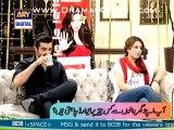 Shan will be hosting The first ARY Film Awards, and hamza ali abbasi, Nida yasir and ushna shah appreaciating him