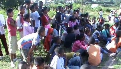 Sortie des mamans de l'association Entraide Lyon Fianarantsoa avril2014
