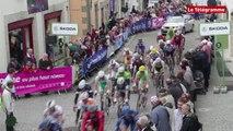 Cyclisme. Tour de Bretagne : Eibegger vainqueur à Fouesnant