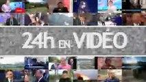 """24h en vidéo - 28/04 – """"Le chauffeur nous a dit: Je ne prends pas les pédales""""; Richard Gere pris pour un sans-abri et tornades meurtrières aux Etats-Unis"""