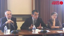 Boycott de l'agglo saint-loise : le coup de gueule du maire et de 18 élus de la Ville