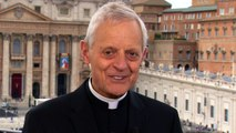 Cardinal Wuerl on the canonization of two popes with two living popes present